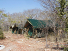 Mobile Tented Camp in Hwange