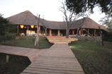 Victoria Falls River Lodge in Zambezi National Park