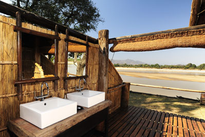 Chamilandu Bushcamp - South Luangwa