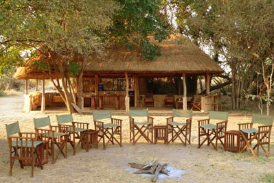 Kuyenda Bushcamp in South Luangwa