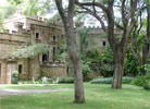 The Nesbitt Castle in Bulawayo