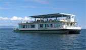 Houseboat Return to Eden Lake Kariba