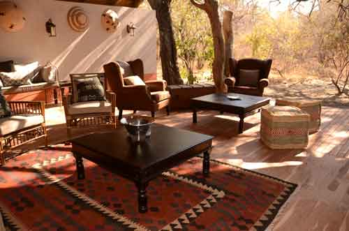 Camelthorn Lodge  - Hwange