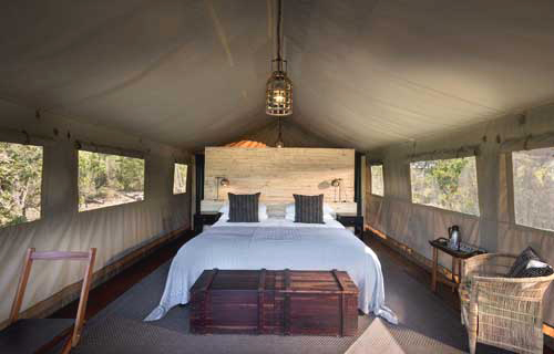 Kwhai Tented Camp -  Moremi