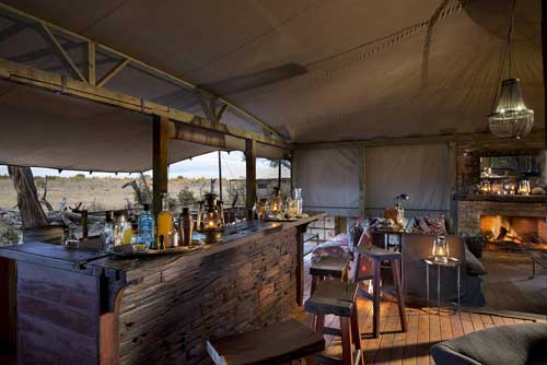 Somalisa Expedition Camp  - Hwange